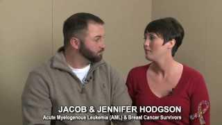 Gambar cover Every Ribbon Tells a Story...Jacob and Jennifer Hodgson