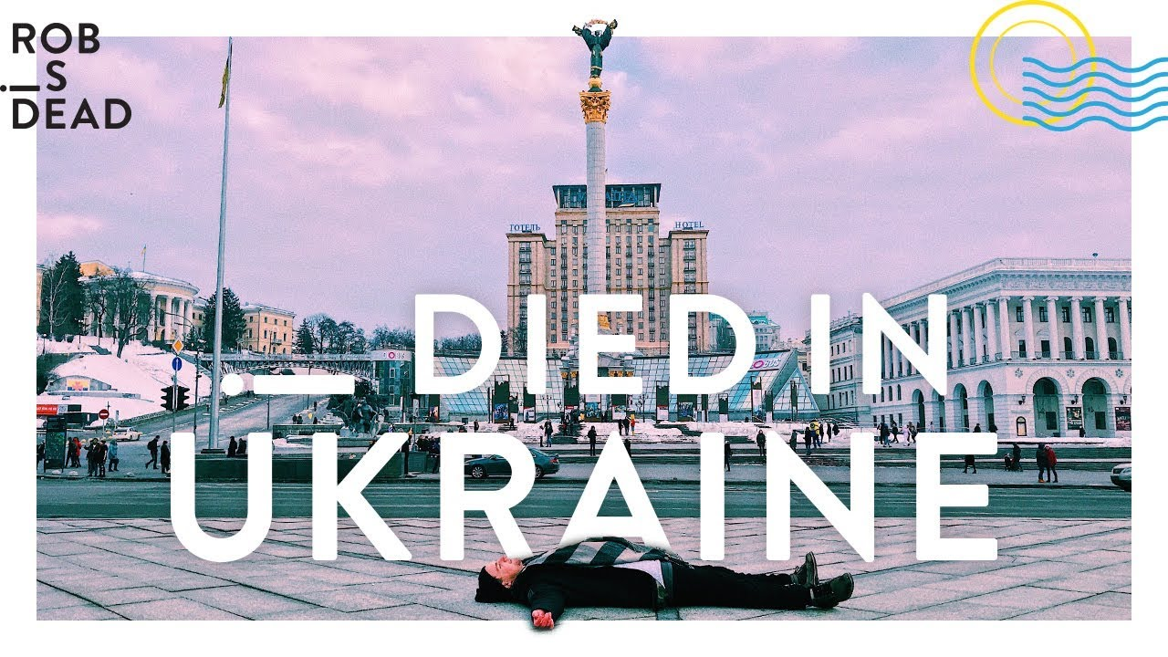 I DIED IN UKRAINE | Cinematic Journey Video (iPhone 7 Plus)