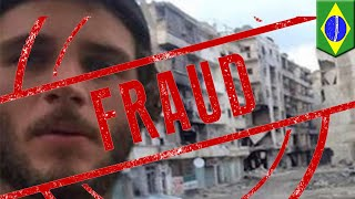 Fake newsman: War photographer turns out to be a fraud who conned media outlets - TomoNews