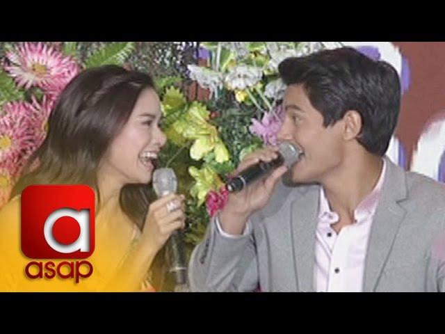 ASAP: Kapamilya loveteams sing 'Ewan'