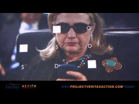 Undercover Video Exposes Early Clinton Email Witness Who Was Never Interviewed by FBI