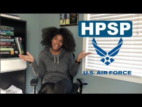 HPSP: Health Professions Scholarship Program... Paying For CRNA School | Aishasrna