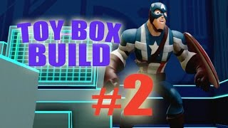 Disney Infinity 2.0 - Toy Box Build - Intro To Interiors [2]