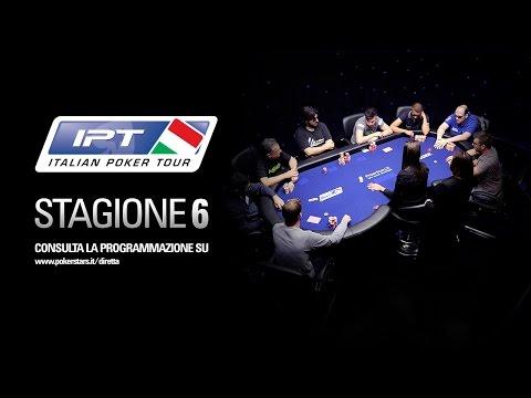 2014 IPT 6 Sanremo 2 – Main Event, tavolo finale – PokerStars
