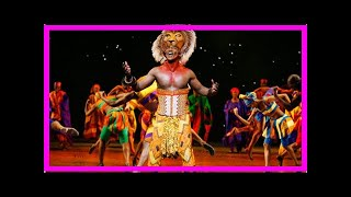 Breaking News | Auditions today for 'Lion King' int'l tour