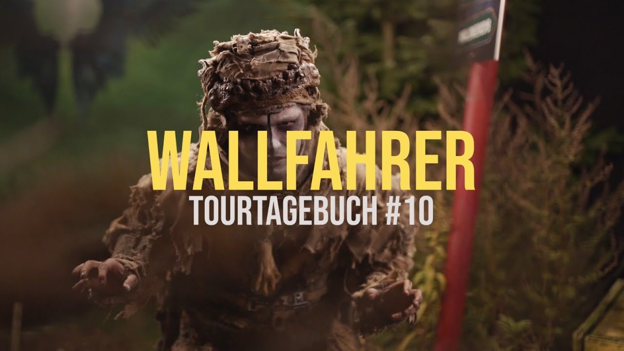 Wallfahrer - TourTagebuch #10