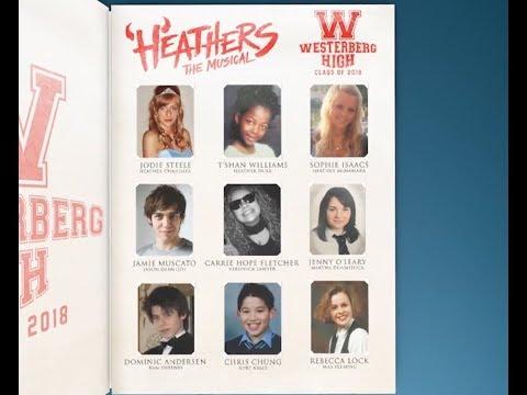 HEATHERS UK Cast Announcement