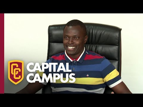 Kiharu Constituency Representative shares his journey from student politics to the August House