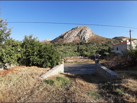 Plot for Sale | Rethymno | Lefkogia |   REMAX Creative