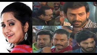 Actress Kalpana Funeral Held at Kerala with Government Respect