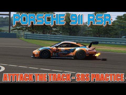 Attack The Track Watkins Glen Porsche 911 Rsr 2017 Youtube
