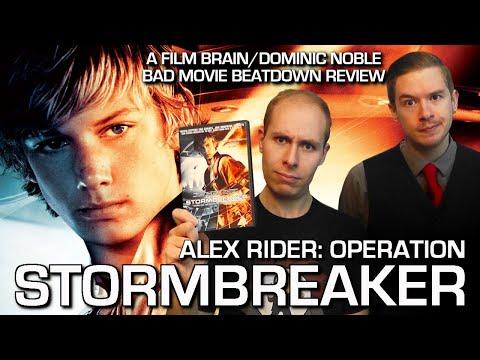 alex rider operation stormbreaker film