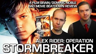Bad Movie Beatdown (w/ The Dom): (Alex Rider: Operation) Stormbreaker (REVIEW)