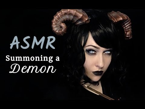 ASMR Summoning A Demon And Selling Your Soul