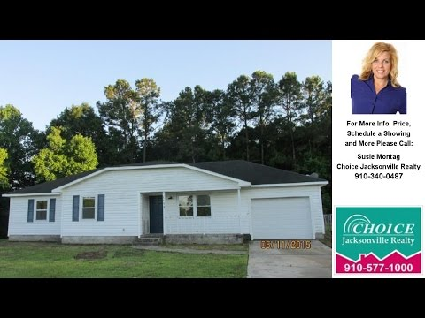 1113 Murrill Hill Road, Jacksonville, NC Presented by Susie Montag.