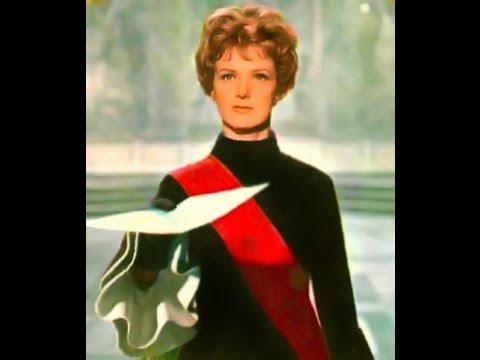 Виталий Вульф рассказывает: Юлия Борисова в интерьере театра (1998)