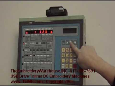 manual tajima tmef 620 en espaol