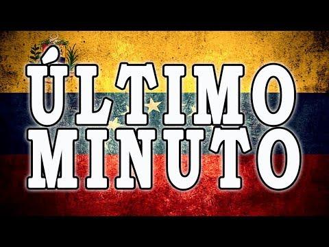 !!!ÚLTIMO MINUTO!!! HOY 28 DE MAYO VENEZUELA