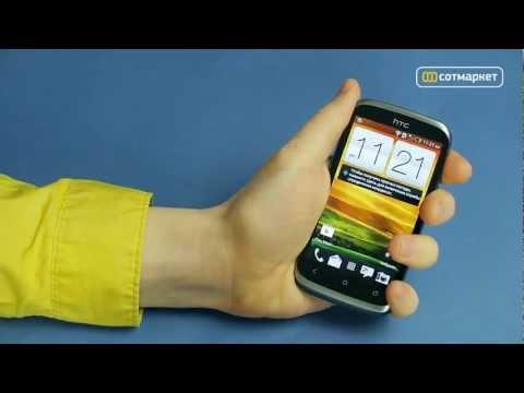 Видео обзор HTC Desire X от Сотмаркета
