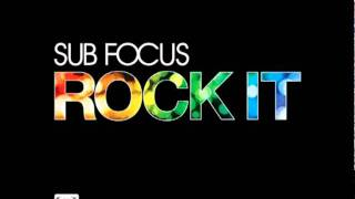 Sub Focus - Rock it (5sec double sync remix) HQ audio