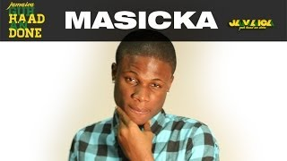 Masicka - Grave Freestyle - March 2014