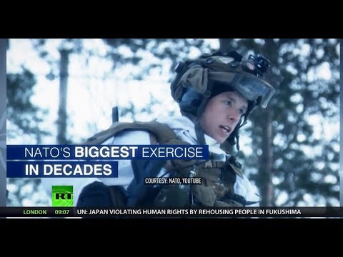 Rising tensions: NATO countries gather in Norway for biggest drills since Cold War