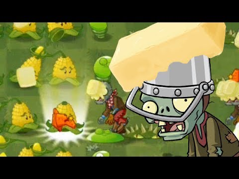 Plants vs. Zombies 2 - A BUTTER Plan! (Pinata)