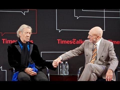 Ian McKellen & Patrick Stewart   Interview pt. 4   TimesTalks