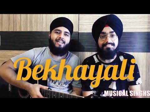 Bekhayali - Kabir Singh | MUSICAL SINGHS | Cover (Live)