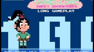 Vanellope Sweet Adventures- Wreck-It Ralph PC games- Long gameplay