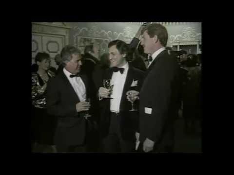 ITN News - Royal Television Society Awards for John Suchet, Vernon Mann & Kate Adie