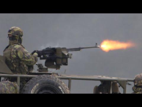 Bahna 2015  (Czech Army Show)