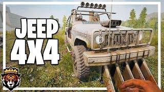WE FINALLY GOT ONE! (7 Days to Die Alpha 17 Multiplayer Gameplay Part 53)