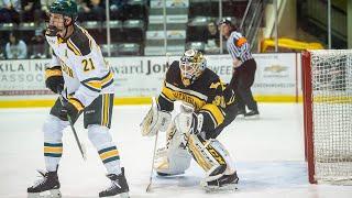 Hockey Highlights - Tech vs. Clarkson - Dec 13, 2019
