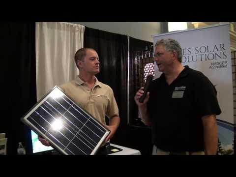 Yes Solar Solutions at the 2016 Charleston Fall Home Show