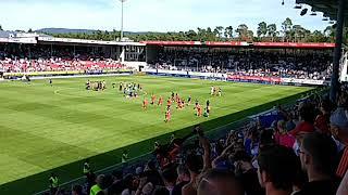 Sandhausen vs HSV 3