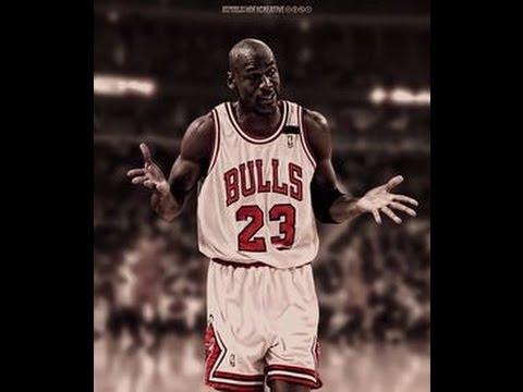 "    Michael Jordan     ""Bounce Back"" by Big Sean    "