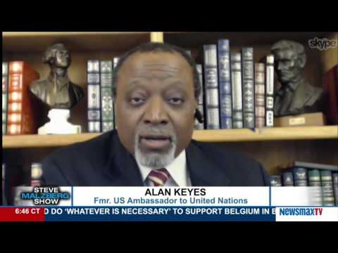 Malzberg | Alan Keyes gives his take on GOP Race