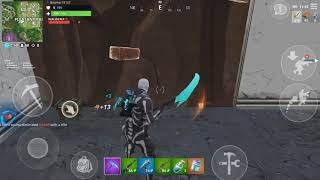 Fortnite pickaxe glitch