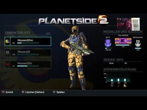 PS4/German Planetside 2 habt ihr fragen zum spiel? # 3