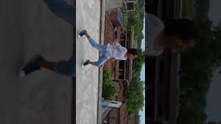 Dance on the terrace  my  village  house