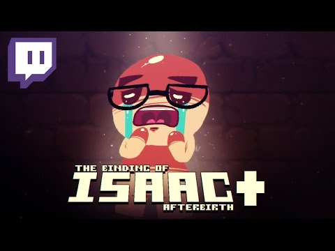 Northernlion Touches the Void [Afterbirth+] [Twitch VOD]