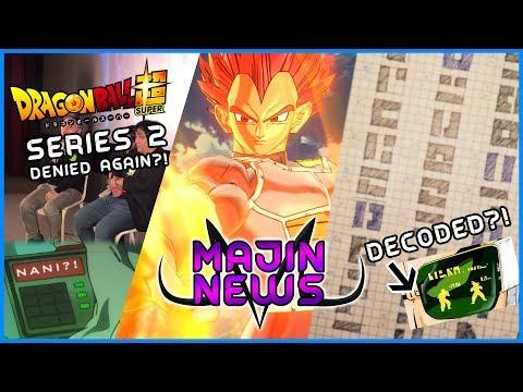 Dragonball Super DENIED AGAIN & XV2 SSG Vegeta?   Majin News