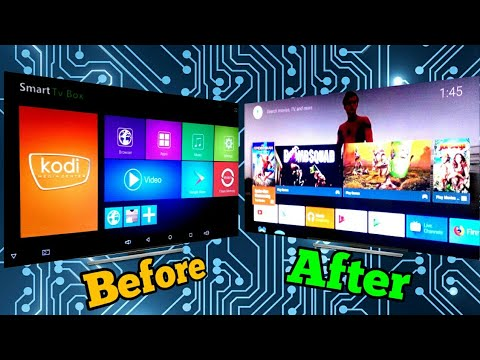 Android TV OS | Android TV Experience | Amlogic S905X