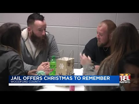 Woodford County Jail Collects Gifts For Children Of Inmates