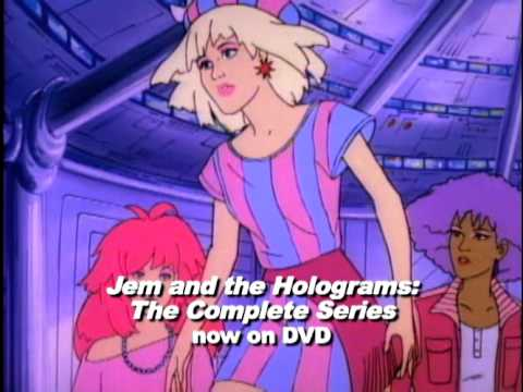 Jem and the Holograms - Clip 3 (Jerrica Meets Synergy)