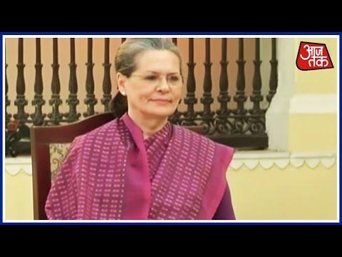 Special Report: Exclusive Interview Of Sonia Gandhi