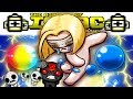 WHOLE NEW TEAR STYLE VS DELIRIUM (Nemesis Mod) | AFTERBIRTH PLUS Gameplay