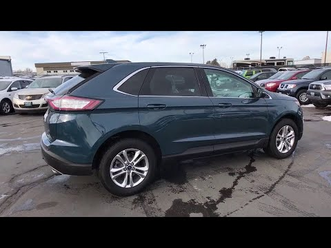 2016 Ford Edge Reno Carson City Northern Nevada