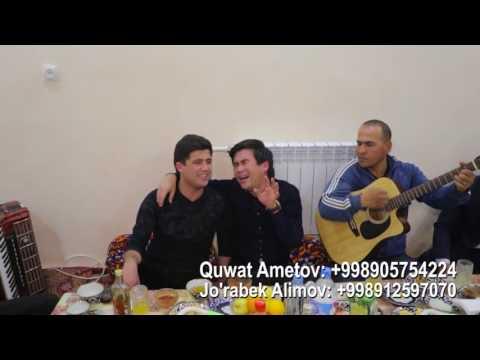 JORABEK ALIMOV & QUWAT AMETOV
